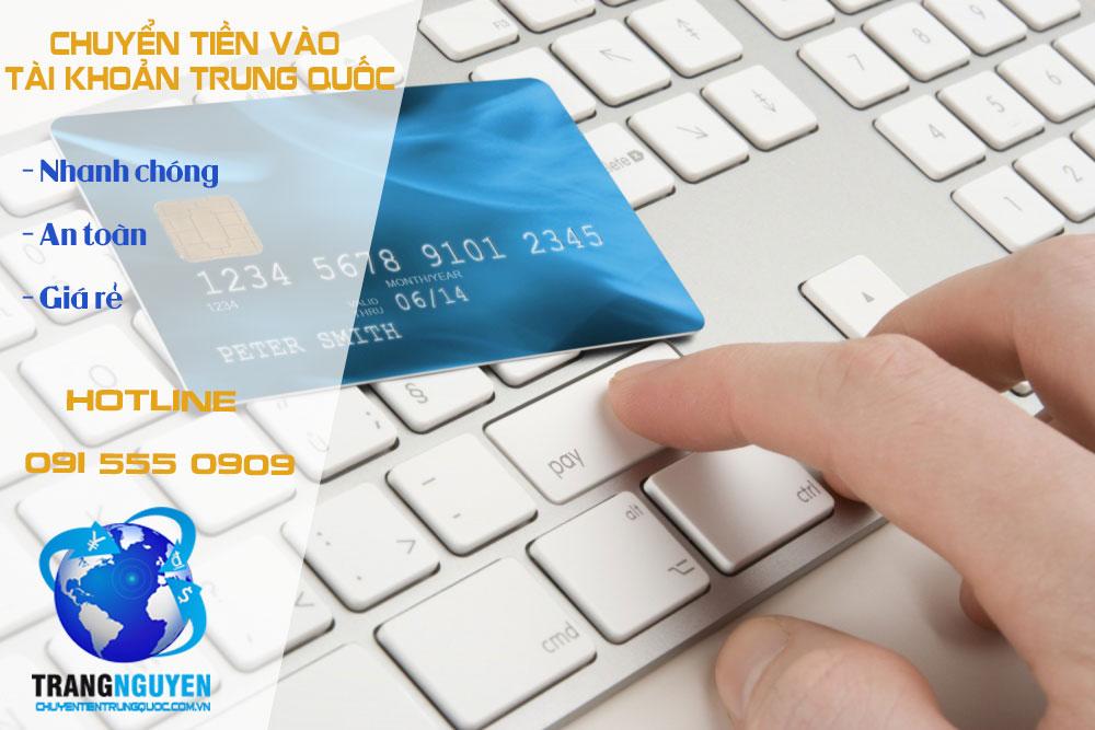 Những thắc mắc của khách hàng khi chuyển tiền Trung Quốc Việt Nam