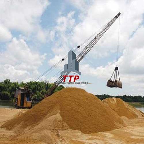 Giá cát xây dựng siêu rẻ mới nhất năm 2020 Truong Thinh Phat