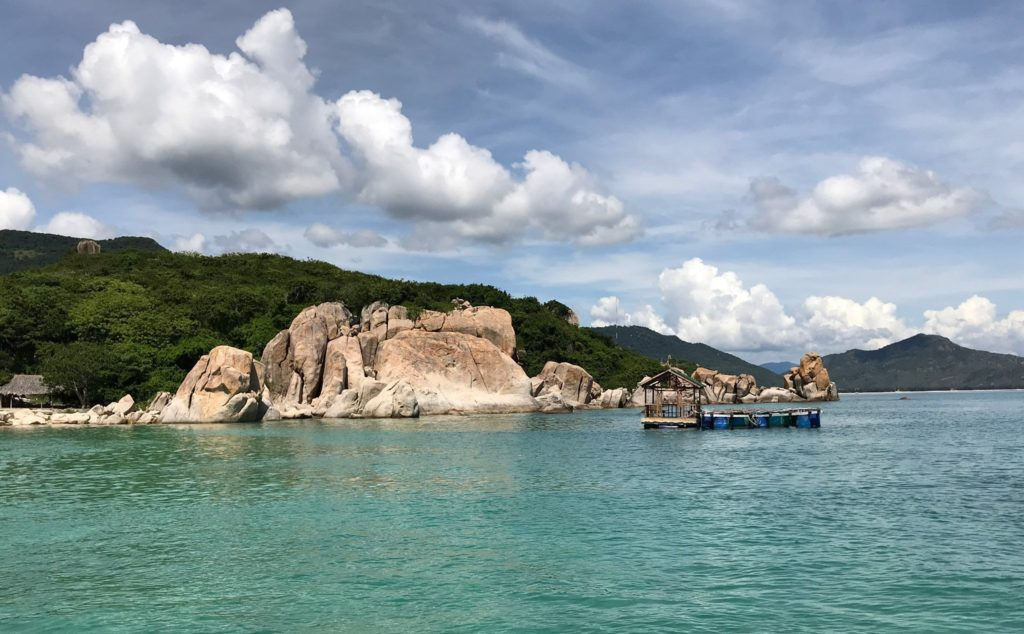 Kinh nghiệm du lịch đảo Bình Ba, Bình Hưng, Bình Tiên, Bình Lập