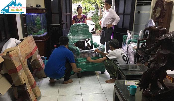 Dịch vụ chuyển nhà quận Tân Phú giá rẻ, nhanh chóng, chất lượng