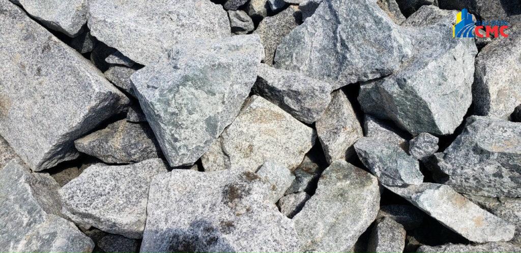 Cung cấp đá 5x7 xanh xây dựng