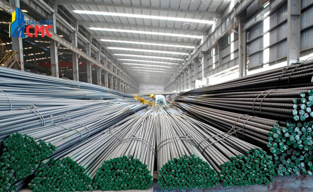 Giá sắt thép nhà máy